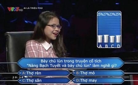 12 tinh huong 'khong the nhin cuoi' trong Ai la trieu phu - Anh 1