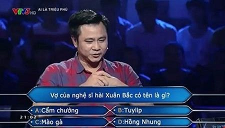 12 tinh huong 'khong the nhin cuoi' trong Ai la trieu phu - Anh 3