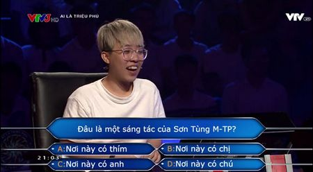 12 tinh huong 'khong the nhin cuoi' trong Ai la trieu phu - Anh 4