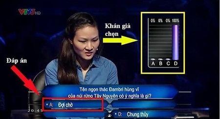 12 tinh huong 'khong the nhin cuoi' trong Ai la trieu phu - Anh 7