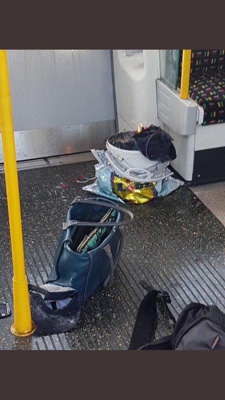 London 'rung dong' vi no lon o ga tau dien ngam - Anh 3