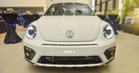 """Chi tiet """"con Bo"""" Volkswagen Beetle Dune 2017 gia 1,469 ty dong - Anh 2"""