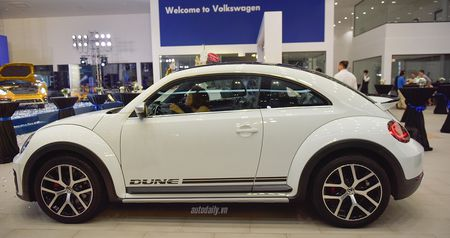 """Chi tiet """"con Bo"""" Volkswagen Beetle Dune 2017 gia 1,469 ty dong - Anh 3"""