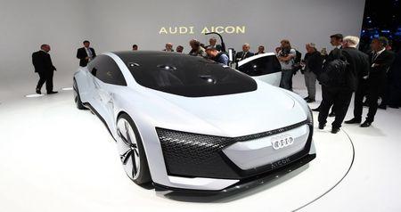 """Xem truoc """"xe tuong lai"""" cua Mercedes-Benz, Audi va BMW - Anh 7"""
