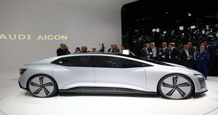 """Xem truoc """"xe tuong lai"""" cua Mercedes-Benz, Audi va BMW - Anh 8"""