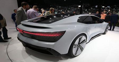 """Xem truoc """"xe tuong lai"""" cua Mercedes-Benz, Audi va BMW - Anh 9"""