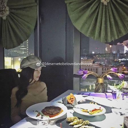 Hot girl Trung Quoc bi tay chay vi lo anh that vua beo vua tho kech ngoai doi - Anh 1