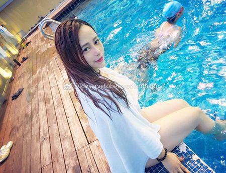 Hot girl Trung Quoc bi tay chay vi lo anh that vua beo vua tho kech ngoai doi - Anh 7