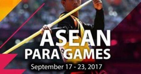 Bang xep hang huy chuong ASEAN Para Games 2017 - Anh 1