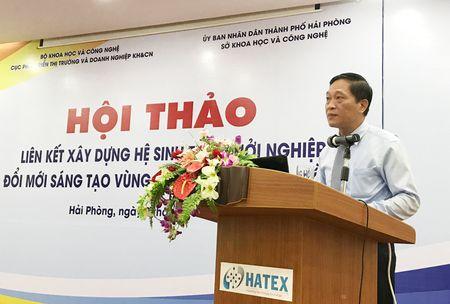 Thu truong Tran Van Tung: Khoi nghiep phai biet 'chap nhan that bai' - Anh 1