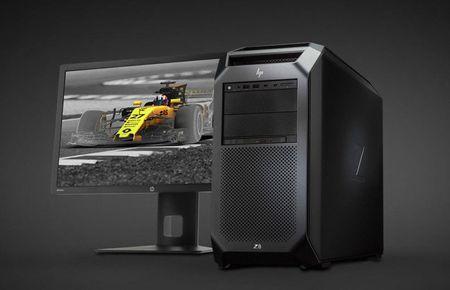 HP gioi thieu may tram Z8: co the nang cap len 3TB RAM va 48TB bo nho trong - Anh 3