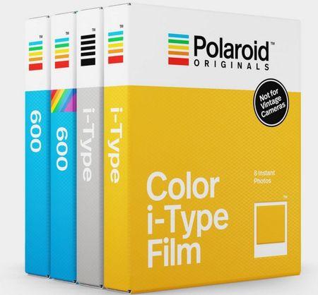 Sau 10 nam, Polaroid quay tro lai san xuat may anh film - Anh 5