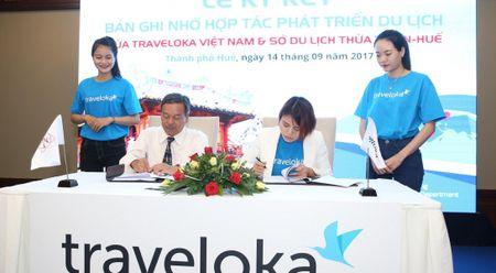 Traveloka VN hop tac voi So Du lich Hue cung thuc day du lich - Anh 1