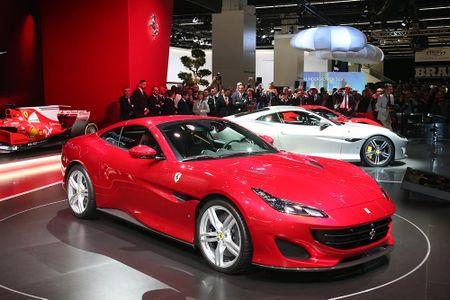 Sieu xe Ferrari Portofino lan dau ra mat cong chung - Anh 15