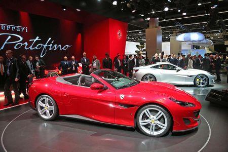 Sieu xe Ferrari Portofino lan dau ra mat cong chung - Anh 16