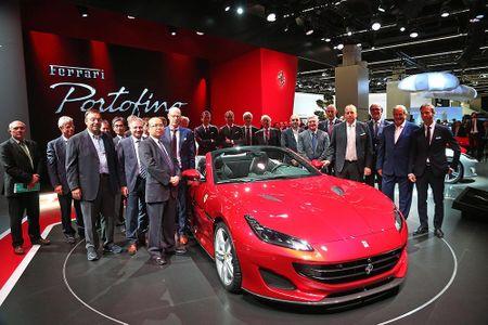 Sieu xe Ferrari Portofino lan dau ra mat cong chung - Anh 1
