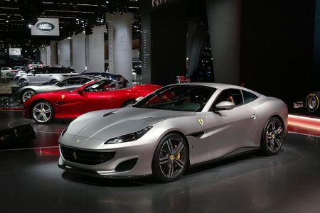 Sieu xe Ferrari Portofino lan dau ra mat cong chung - Anh 2