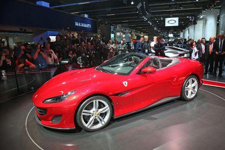 Sieu xe Ferrari Portofino lan dau ra mat cong chung - Anh 6