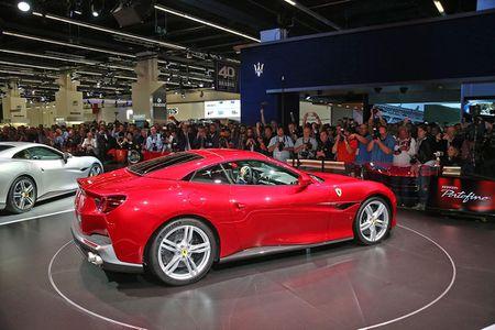 Sieu xe Ferrari Portofino lan dau ra mat cong chung - Anh 7