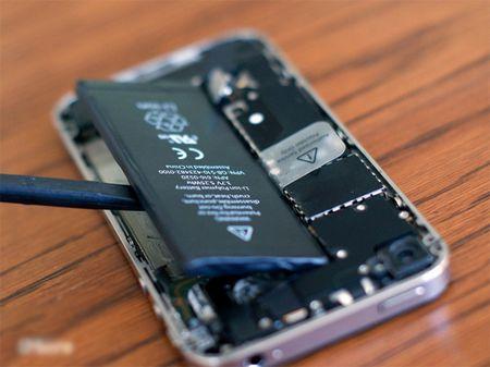 iOS se mach ban luc nao can thay pin iPhone - Anh 1