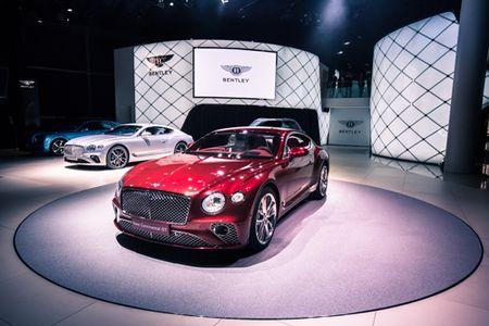 Bentley Ha Noi nhan dat Continental GT moi - Anh 1