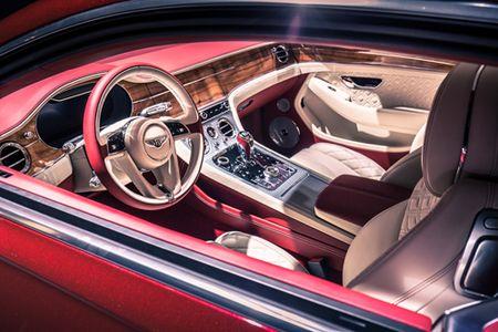 Bentley Ha Noi nhan dat Continental GT moi - Anh 2