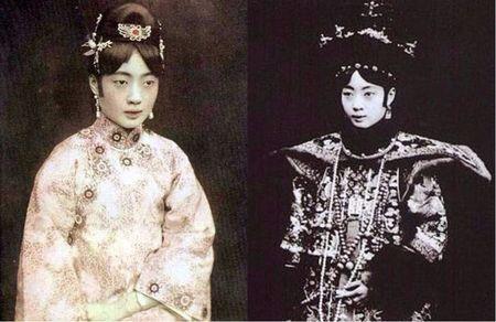 Doi truan chuyen cua Hoang hau cuoi cung cua che do phong kien Trung Hoa - Anh 1