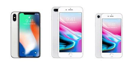 iPhone X vs. iPhone 8/8 Plus: Dau moi la smartphone 'tao khuyet' tot nhat danh cho ban - Anh 1