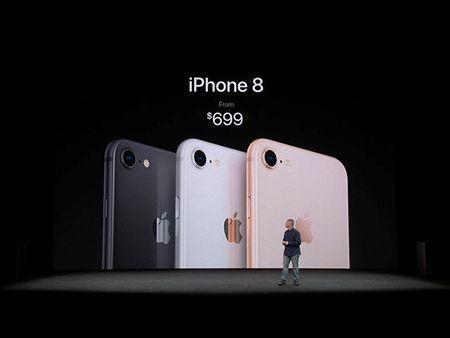 iPhone X vs. iPhone 8/8 Plus: Dau moi la smartphone 'tao khuyet' tot nhat danh cho ban - Anh 3