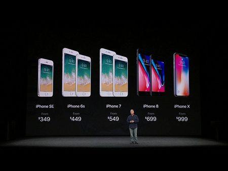 iPhone X vs. iPhone 8/8 Plus: Dau moi la smartphone 'tao khuyet' tot nhat danh cho ban - Anh 8