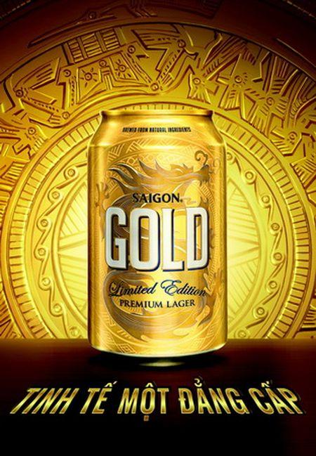 Saigon Gold – Luong gio moi cua thi truong bia Viet - Anh 2