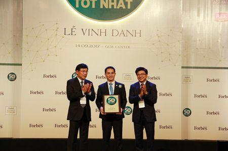 Bao Viet dan dau linh vuc bao hiem 5 nam lien tiep trong Forbes 50 - Anh 1