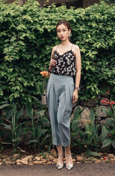 Hoa hau Do My Linh: Du ban linh vuot qua cam do - Anh 1