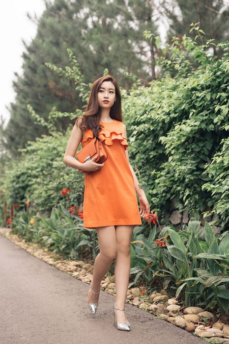 Hoa hau Do My Linh: Du ban linh vuot qua cam do - Anh 2