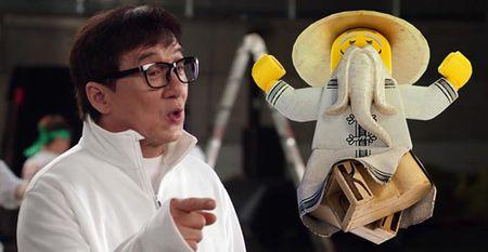 Thanh Long co van vo thuat cho 'The Lego Ninjago Movie' - Anh 2