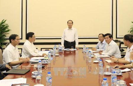 Bao dam tuyet doi an ninh Tuan le Cap cao APEC 2017 - Anh 1