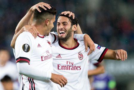 'Nguoi ke vi Ronaldo' ghi 3 ban giup AC Milan dai thang 5-1 - Anh 4