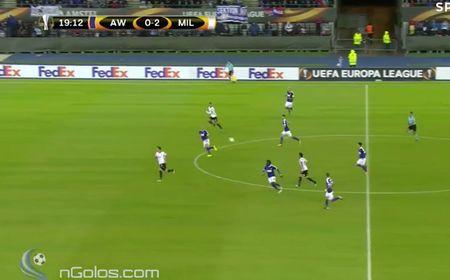 'Nguoi ke vi Ronaldo' ghi 3 ban giup AC Milan dai thang 5-1 - Anh 7