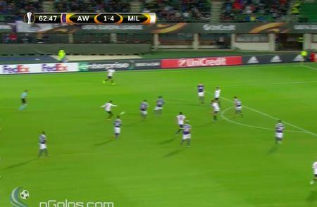 'Nguoi ke vi Ronaldo' ghi 3 ban giup AC Milan dai thang 5-1 - Anh 9