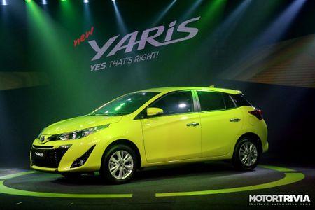 Toyota Yaris 2017 ra mat, gia tu 14.500 USD tai Thai Lan - Anh 1