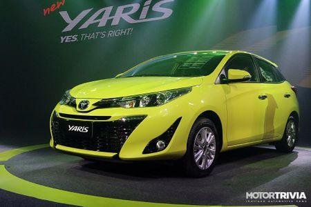 Toyota Yaris 2017 ra mat, gia tu 14.500 USD tai Thai Lan - Anh 2