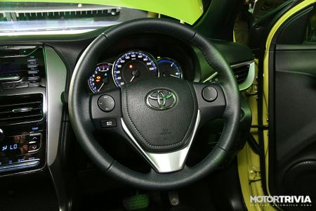 Toyota Yaris 2017 ra mat, gia tu 14.500 USD tai Thai Lan - Anh 6
