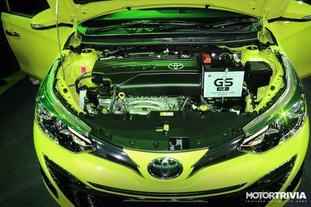Toyota Yaris 2017 ra mat, gia tu 14.500 USD tai Thai Lan - Anh 7