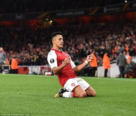 Sanchez lap sieu pham, Arsenal nguoc dong ngoan muc - Anh 9