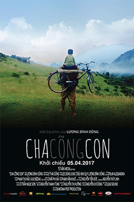 'Cha cong con' thua tren san nha, di dau Oscar - Anh 1