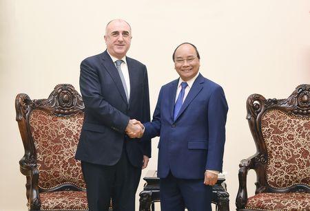 Viet Nam - Azerbaijan hop tac 3 linh vuc kinh te trong yeu - Anh 1