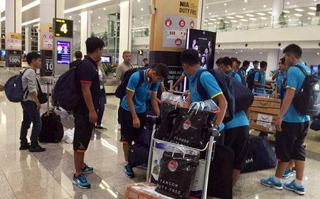 U18 Viet Nam ve nuoc, chuan bi cho vong loai U19 chau A 2018 - Anh 1