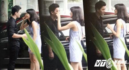 Chuyen showbiz: Ha Vi hen ho voi ban trai cu A hau Hoang Oanh? - Anh 1