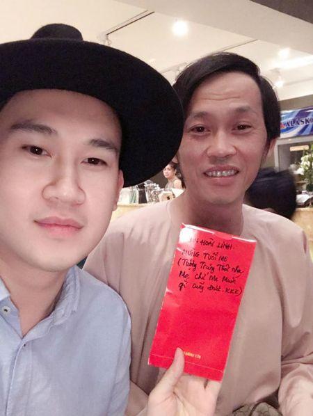 Chuyen showbiz: Ha Vi hen ho voi ban trai cu A hau Hoang Oanh? - Anh 4