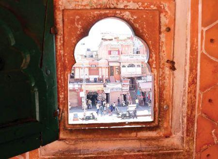 Jaipur - Di qua mot giac mong mau hong kho tin giua doi thuc - Anh 2